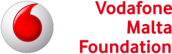 Vodafone Malta Foundation logo image