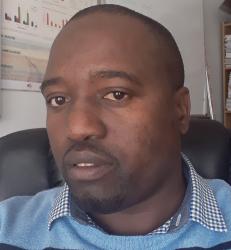 Absalom Kahumba profile image