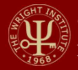 The Wright Institute logo image