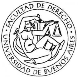 UBA Universidad de Buenos Aires. Facultad de Derecho logo image
