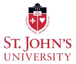 St. John's University logo image