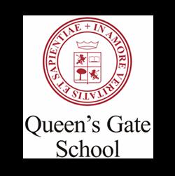 Queen's Gate logo image