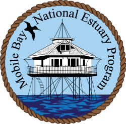 Mobile Bay National Estuary Program logo