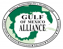 Gulf of Mexico Alliance logo