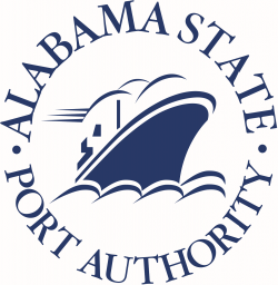 Alabama State Port Authority logo