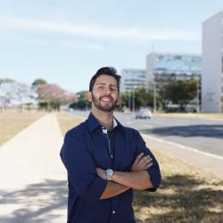 Mr. Leandro Antônio  Grass Peixoto