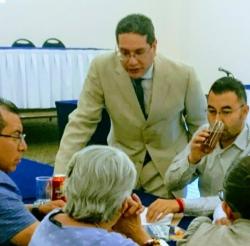 Dr. Ernesto Velasco Sanchez