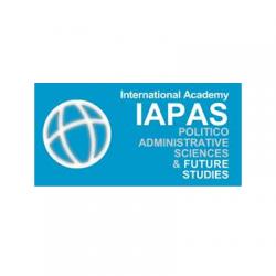Academia Internacional de Ciencias Político-Administrativas y Estudios de Futuro IAPAS logo image