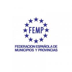 Federación Española de Municipios y Provincias FEMP logo image