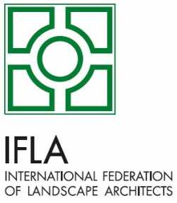 International Federation of Landscape Architects  logo image