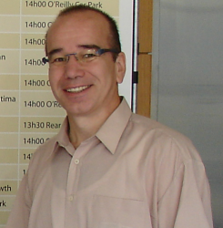 Prof Maros Finka