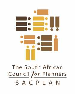 The South African Council for Planners logo image