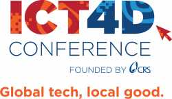 ICT4D Conference logo image
