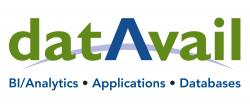 Datavail logo image