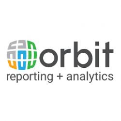 Orbit Reporting + Analytics logo image