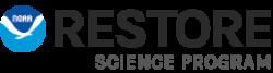NOAA RESTORE Science Program logo image