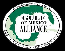 Gulf of Mexico Alliance logo image