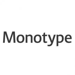 Monotype logo image