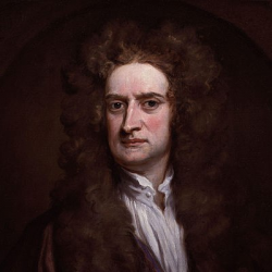 Isaac Newton profile image