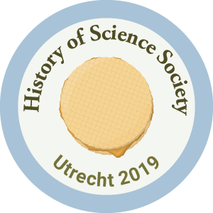 science and stroopwafel sticker by maddie chera