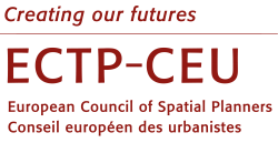 European Council of Spatial Planners logo image
