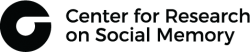 The Center for Research on Social Memory, University of Warsaw logo image