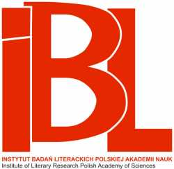 The Institute of Literary Research of the Polish Academy of Sciences logo image