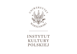 The Institute of Polish Culture, Faculty of Polish Studies, University of Warsaw  logo image