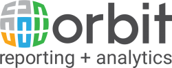 Orbit Analytics logo image