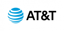 AT&T logo image