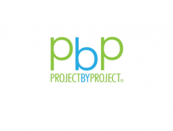 Project by Project logo image