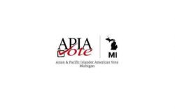 Asian & Pacific Islander American Vote - Michigan logo image