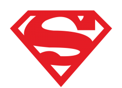 Superman logo image