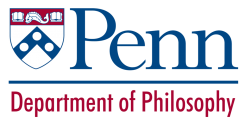 Department Of Philosophy, University Of Pennsylvania