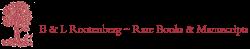 B & L Rootenberg Rare Books logo image