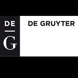 De Gruyter logo image