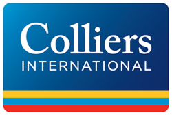 Colliers Real Estate  logo image