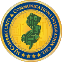 New Jersey Cybersecurity & Communications Integration Cell   logo image