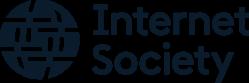 Internet Society logo image