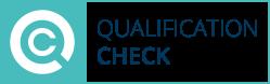 Qualification Check logo image