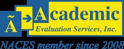 Academic Evaluation Services, Inc. logo image