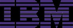 IBM logo image