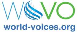 World-Voices Organization logo image