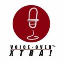 VoiceOverXtra.com logo image