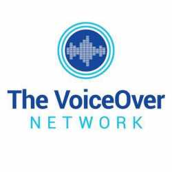 The VoiceOver Network logo image