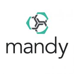 Mandy.com logo image