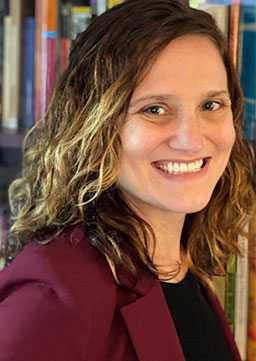 Elizabeth Barr, Ph.D.